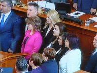 Ралица Добрева и д-р Калин Поповски вече са официално депутати!