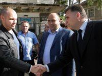 Областният управител Мирослав Петров присъства на празника на село Беглеж