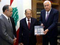 От официална визита в Ливан се завърна плевенският депутат Васил Антонов