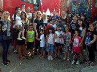 Депутатът Велислава Кръстева подари посещение на цирк на деца от Плевен