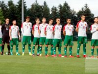 Николай Тодоров дебютира за националния отбор при победата над Грузия