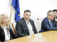 Областният управител на Област Плевен Мирослав Петров представи своите заместници