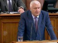 Васил Антонов попита вицепремиера Каракачанов за възстановяването на ВВУ в Долна Митрополия