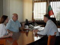 Областният управител се срещна със заместник – министъра на земеделието Вергиния Кръстева