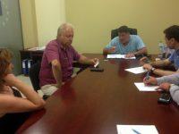 Граждани и директори на териториални звена се срещнаха с депутата Пламен Тачев