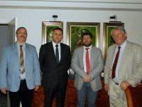 Темата за развитие на туризма обсъдиха областният управител на Плевен и делегация от научните среди в Русия