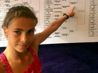 Йоана Константинова е на полуфинал на тенис турнир в Унгария