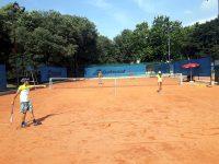Роси Денчева се готви за Европейското отборно първенство по тенис в Румъния