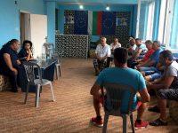 Депутатът от ДПС Велислава Кръстева се срещна с жители на Плевен, Славяново и Кнежа