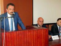 Председателят на Общинския съвет поздрави служителите на ОДМВР – Плевен с професионалния им празник