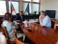 Областният управител даде висока оценка на институциите и местните власти във връзка с напрегнатата ситуация вчера