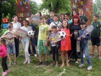 Със скаутски забавления приключи Детският летен университет в плевенската Библиотека