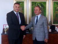 Областният управител Мирослав Петров прие посланика на Румъния