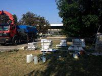 В Червен бряг изграждат арка на паметната плоча на Васил Левски