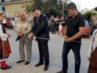 Областният управител Мирослав Петров откри първия саниран блок по Националната програма за енергийна ефективност в Червен бряг