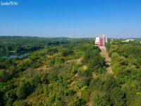 С дрон над Скобелев парк (видео)
