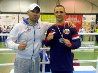 Боксьор от Червен бряг стана европейски вицешампион