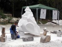 Днес откриват новата експозиция с творби от Международния симпозиум по скулптура в Плевен