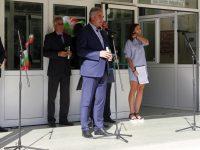 Следващите олимпийски шампиони да тръгнат от 50-ия випуск на Спортното училище, пожела кметът Спартански