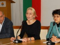 Заместник – областният управител Татяна Божинова откри обща трудова борса в Плевен