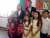 """Зам.-министър на социалната политика бе гост на откриването на учебната година в НУ """"Кнежица"""""""