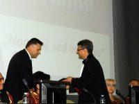 Oбластният управител Мирослав Петров пожела успех на студенти и преподаватели в МУ през новата академична година