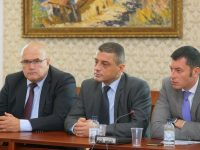 Плевенският депутат Стефан Бурджев участва в среща за приоритетите на българското председателство на Съвета на ЕС