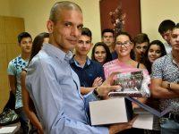 Председателят на Националното сдружение на сираците в България ще бъде на откриването на учебната година в град Пордим