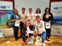 Нов европейски връх за възпитаници на плевенската Езикова