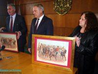 Ценно дарение получиха Община Плевен и РВИМ – Плевен