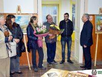 Юбилейна изложба на художника Никола Николов откриха в Пордим