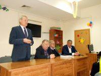 Акад. Константин Косев дари свои книги на плевенски културни институти