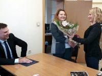 Представиха официално директора на Регионалната дирекция по социално подпомагане – Плевен Светлана Георгиева