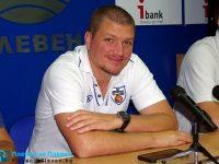 Александър Дяковски: С всеки мач от подготовката се виждаше подобрение в състоянието на отбора