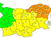Жълт код за обилни валежи е в сила за днес в Плевенско