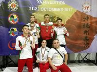"""С 5 златни и 2 сребърни медала се завърнаха лъвчетата на КБИ """"Петромакс"""" от международен турнир /снимки/"""