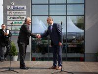 Фирма АГРИТОП откри най-новия си търговски център в гр. Долни Дъбник