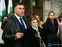 Областният управител Мирослав Петров: 1 ноември утвърждава националното ни достойнство и чест десетилетия наред