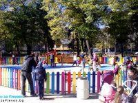 Детски празник ще се проведе днес в Градската градина в Плевен
