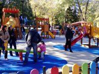 Малчугани за обновената Градска градина на Плевен: Това е детският рай!