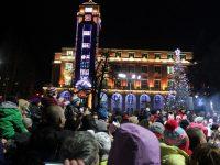Светлините на елхата в Плевен ще бъдат запалени днес