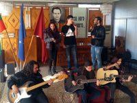 В Червен бряг наградиха най-добрите в конкурс за изпълнение на творби на Вапцаров