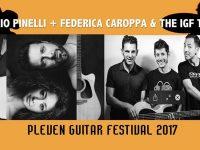 С джаз вечер продължава днес Международният фестивал на китарата Плевен 2017