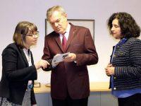 Румен Петков обсъди с посланика на Финландия възможността за побратимяване на Плевен и Тампере