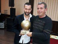 Петър Марков е Футболист на годината на БАМФ – Плевен