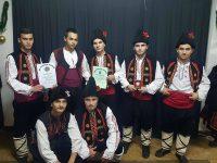 Коледарската група от Радомирци с първа награда от фолклорен фестивал