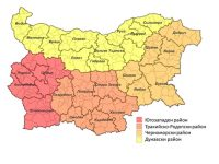 Нови варианти на районите за планиране поставят Плевен в Дунавски или Северен централен район