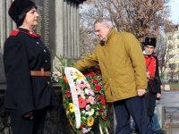 Румен Петков се включи в литийно шествие по повод 140-годишнината от освобождението на София
