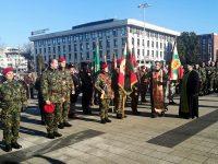 С Богоявленски водосвет осветиха бойните знамена в Плевен