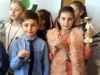 """Успешно представяне за състезателите на СКШ """"Плевен XXI"""" на турнир в столицата"""